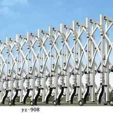 大港区伸缩门加工订做厂家/安装服务于一体图片