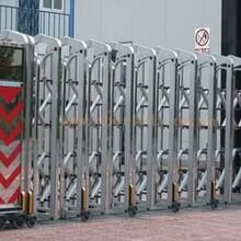 天津塘沽區電動門-定做伸縮門安裝調試廠家圖片