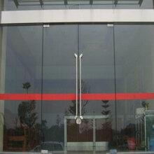河西区玻璃门安装详情服务介绍图片