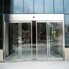 河西区定做玻璃门电话玻璃隔断安装施工图片