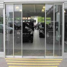 漢沽區玻璃門安裝/鋼化玻璃門定做設計施工圖片