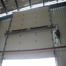 汉沽区安装工�业提升门价格-报价详情图片