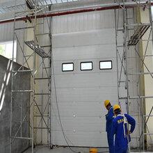 静海县维修工业提升门专业热线图片