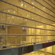 津南區商場水晶門加工定制(安裝)圖片