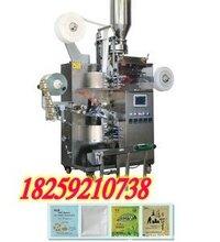 自动袋泡茶带线兼标签茶叶包装机全自动茶叶包装机图片
