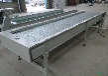 不锈钢链板式果蔬清洗机机床排屑机链板自产自销保证质量