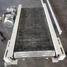 304不銹鋼鏈板耐高溫食品板鏈流水線輸送帶非標定制擋邊輸送鏈板