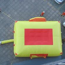 救生气垫救援高度山东天盾生产救生气垫逃生气垫厂家图片