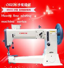 奥玲RN-243粗线缝纫机综合式送料机工业缝纫机电动缝纫机