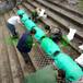 水库垃圾拦截浮筒塑料拦污浮漂排价格