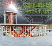 恒久品质鼎力中国恒鼎机械升降舞台