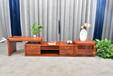 浙江东阳红木家具新中式的地柜电视柜刺猬紫檀多少钱厂家直销
