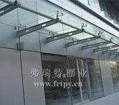 厂家直销铝合金窗台雨棚、露台雨棚、车棚
