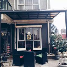 四川高档遮阳铝合金雨棚停车棚以及钢结构雨棚定制安装
