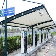 海南全境高档遮阳铝合金雨棚停车棚以及钢结构雨棚定制安装