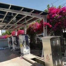 深圳坪山钢膜结构车棚阳光板车棚耐力板车棚过道棚定制