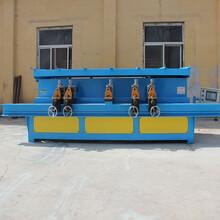 五个机头钢筋弯箍机用在工地效率就是高图片