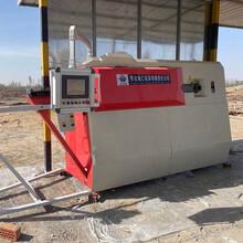湖北鄂州钢筋全自动弯箍机生产销售厂家图片