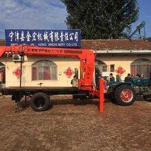 中首重工3t农用吊车配置及其他吊车的价格图片