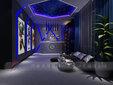 郑州电竞酒店装修设计哪家更专业,值得推荐的是河南天恒装饰图片