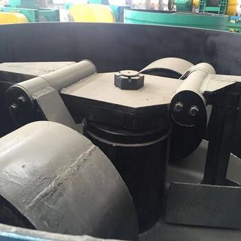强制式轮碾搅拌机配机制木炭设备炭粉成型机炭粉制棒机系列设备