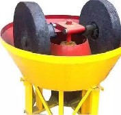 建业机械金矿选金必威电竞在线1200型碾金机选金机混汞碾子出口非洲
