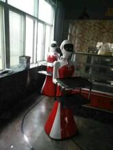 威朗酒店餐厅送餐机器人厂家直销