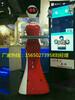 威朗智能机器人餐厅机器人送餐迎宾机器人向导接待机器人