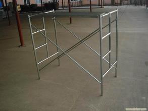 海口脚手架生产厂家供应文昌龙楼梯形脚手架门型脚手架