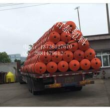 2016郴州水库自浮式拦污漂排,红河河道挡油浮漂图片