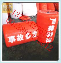 三明环保型无污染水质塑料浮体海上警示浮标养殖浮球图片