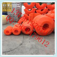 赣州水库食品级材质浮式拦污排环保塑料浮体图片