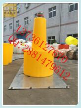高分子航标系泊锚浮标厂家图片