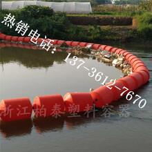 拦污浮筒批发价格浮筒式拦污导漂装置图片