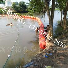 拦污漂改造拦污浮筒批发价格图片