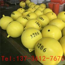 航道警示浮球塑料浮子生产厂家图片
