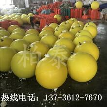 海上反光浮球警示浮球生产厂家