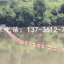 浮式拦污漂拦污浮筒批发价格图片