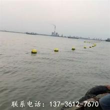 塑料浮桶拦污浮筒批发价格图片
