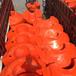 各种尺寸抽沙船浮体塑料管道浮筒加工