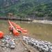 柏泰耐磨塑料浮体拦污漂设备