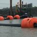 黄石抽水托浮疏浚塑料浮筒生产公司