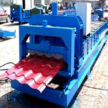 众龙950琉璃瓦压瓦机设备泊头市优质压瓦机设备彩钢瓦设备