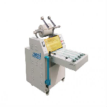 上海香宝XB-V20TSF液压气动自动分切覆膜机