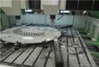 风电法兰钻孔镗孔高速平面钻床BT50主轴西门子系统钻孔直径110mm