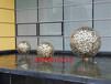 100直径不锈钢镂空圆球雕塑异型工艺件不变形不生锈