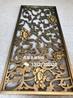 吴忠酒店装饰创意立体浮雕铝艺屏风中式古典风格装饰隔断背景墙