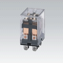 小型继电器JQX-13F(D)/2ZHH62PLLY2NJAC220V带灯正品