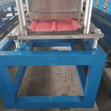 彩鋼瓦機器圍擋板設備全自動圍擋板生產線圖片