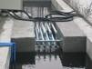 明渠式紫外线消毒器污水处理设备PLC控制系统上门安装